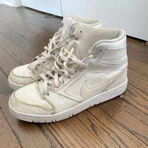 High top Nikes